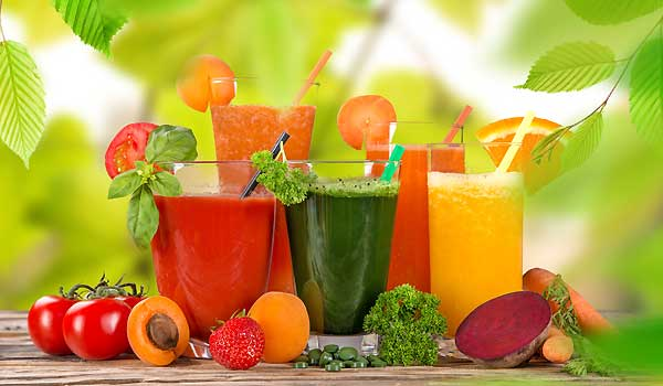 Juice Cleanse - How To Boost Your Health And Feel Great