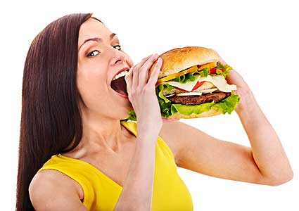 Stay Away From Junk Food and Get Healthy